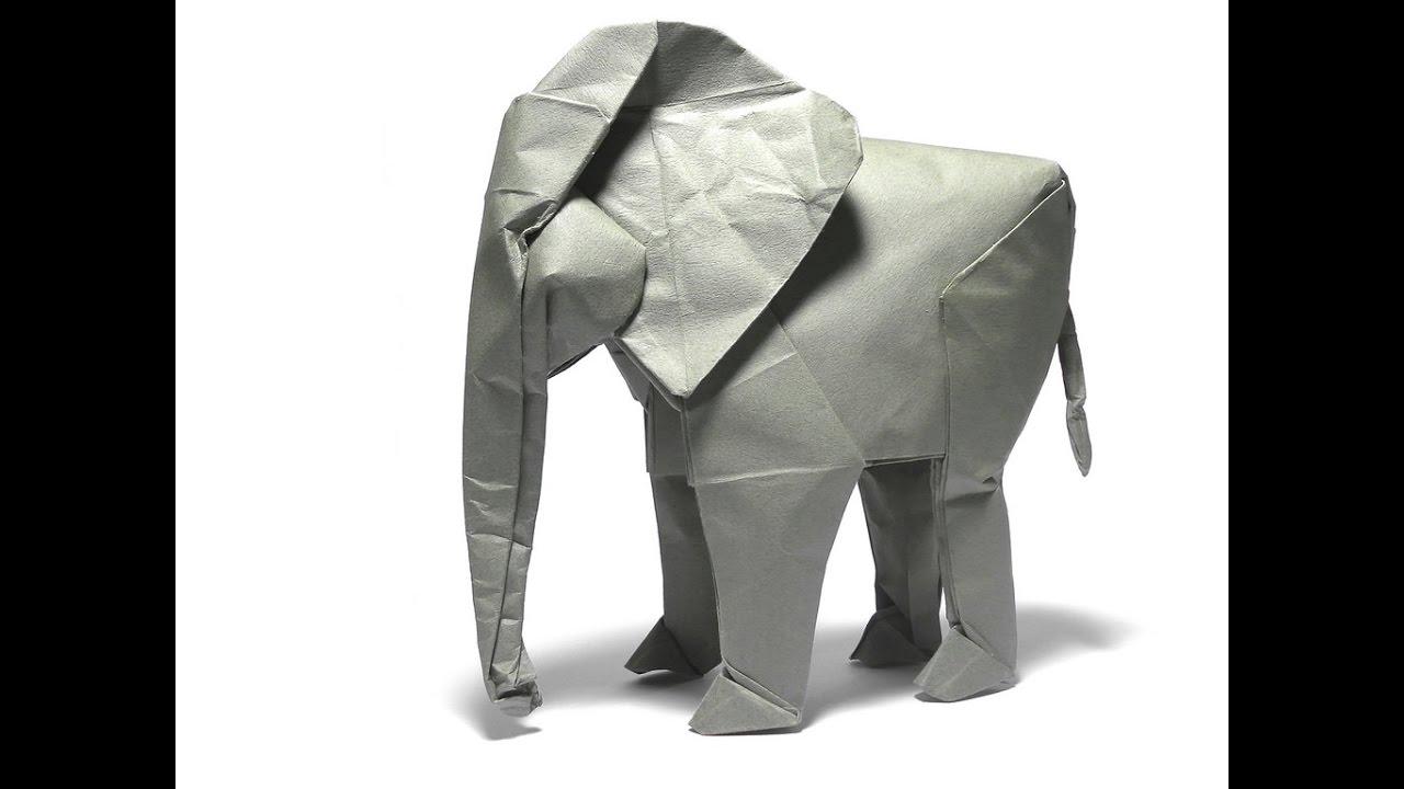 Origami elephant sipho mabona part 2 youtube origami elephant sipho mabona part 2 jeuxipadfo Choice Image