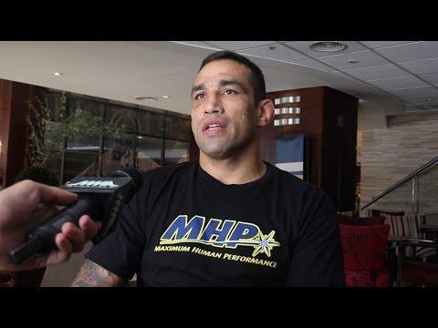 UFC 198: Fabricio Werdum Celebrates 'Millionaire Contract'