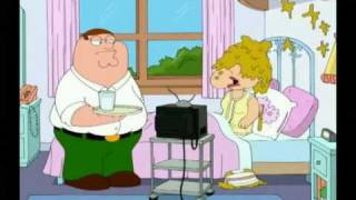 """Family Guy Tribute to Andrew WK """"It's Time To Party"""""""