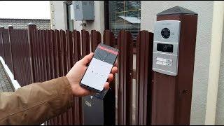 Вызов с ip домофона Hikvision на телефон через Интернет(, 2017-12-10T13:26:32.000Z)