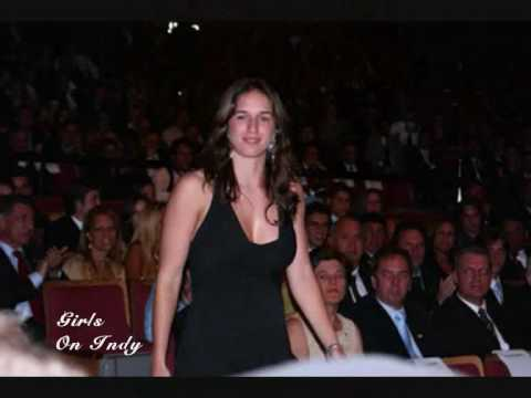 Danica Patrick - Milka Duno - Sarah Fisher - Ana Beatriz - Simona De Sivestro (Girls On Indy)