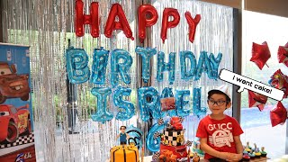 MY LITTLE BROTHER'S 6TH BDAY!!! | Mary Pacquiao and Family |