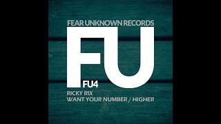 Ricky Rix - Higher
