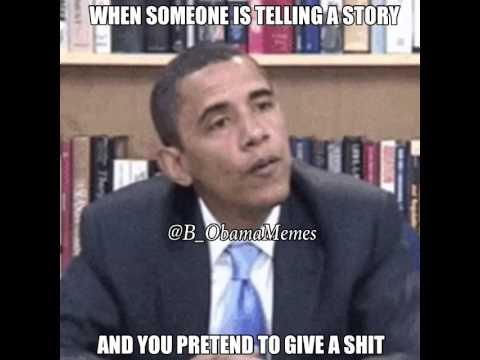 4192baecbaf0 Cool Story Bro! (Obama Vine) - YouTube