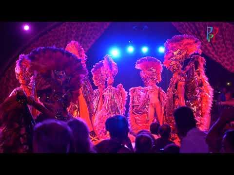 Cabaret TROPICANA - Havana Cuba