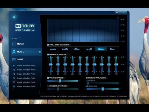 Download How To Install Dolby Digital Home Theater V4 Latest