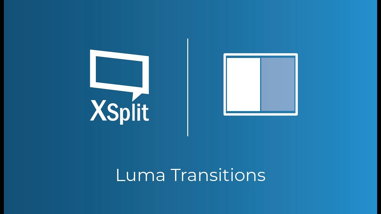 Scene Transitions   XSplit Support