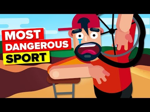 The Most Dangerous Sport In The World