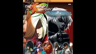 The King of Fighters 2003 Playthrough (Xbox)