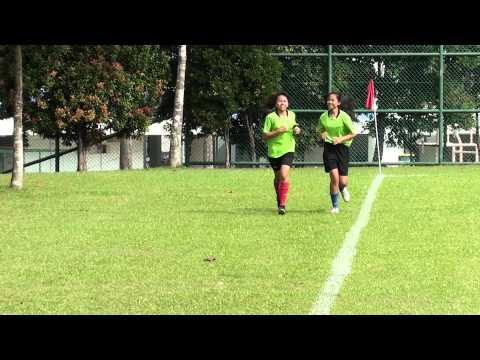 Admiralty CSC Girls Training