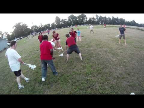 Myaamia Community Lacrosse Game, June 2011