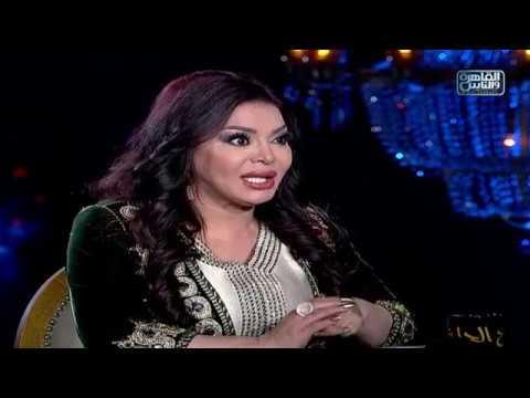 شيخ الحارة   الإعلامية بسمة وهبه مع الفنانة ليلى غفران   19 رمضان