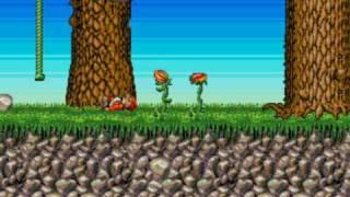 Enchanted Land Atari ST gameplay video