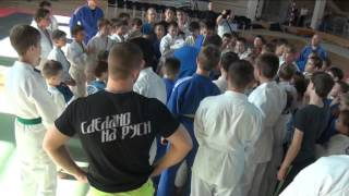 Семинар Олега Тактарова в Одинцово с КСЕ Восходящее Солнце