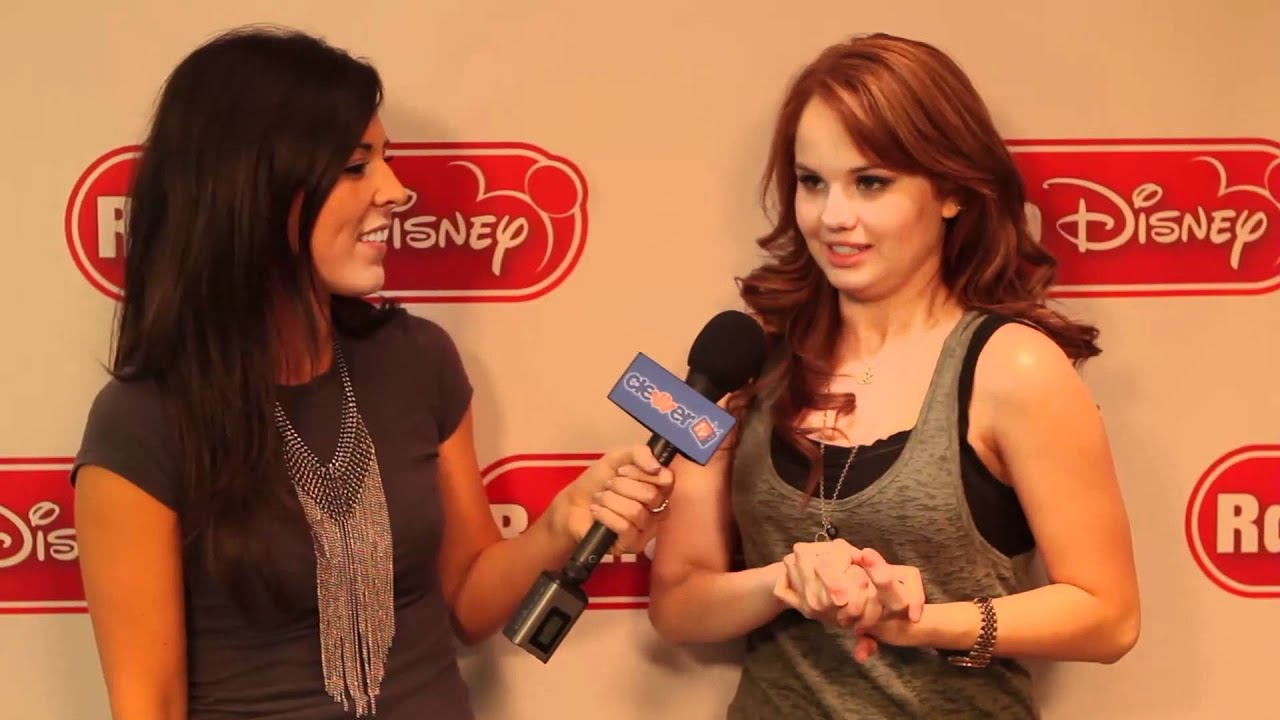 Debby Ryan Talks Jessie Justin Bieber Selena Gomez At Radio Disney Take Over