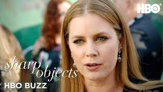 HBO Buzz w/ Amy Adams, Patricia Clarkson & Gillian Flynn | Sharp Objects