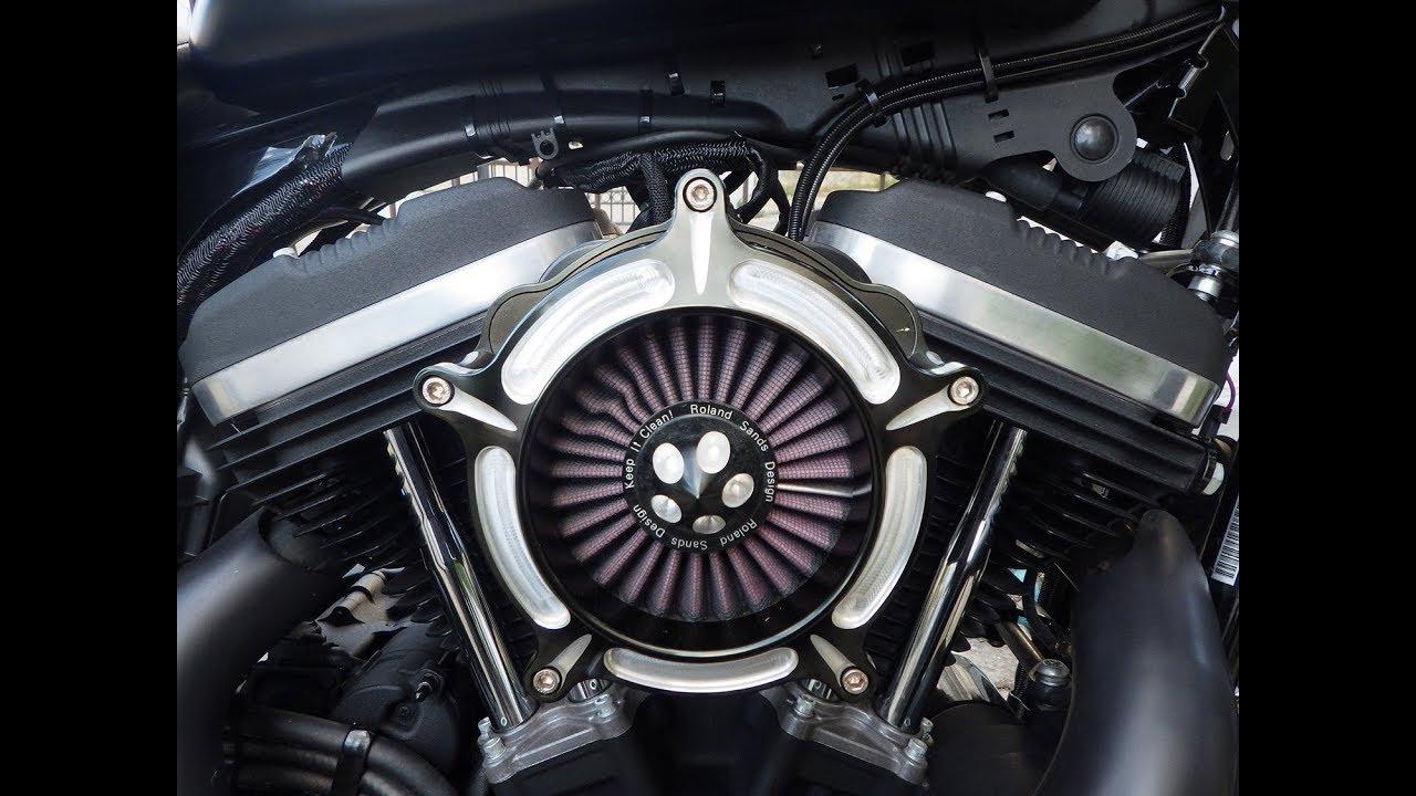 Motosiklet Motor Blogu Parlatma Motorcycle Engine Polishing Eng