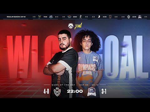 WLG vs GOAL - GLL 2021 Winter - game 1