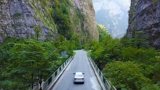 Абхазия. Автопутешествие. Abkhazia road trip.(, 2017-11-08T21:58:39.000Z)