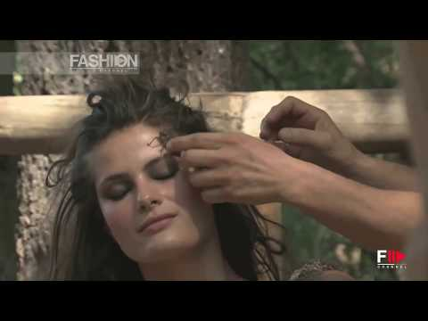 """""""Pirelli Calendar 2009 - Peter Beard -The Making Of"""" (CENSORED VERSION) 1 of 2 by FashionChannel"""