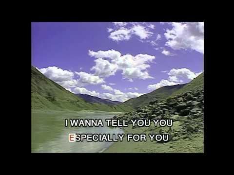 Especially For You (Karaoke)