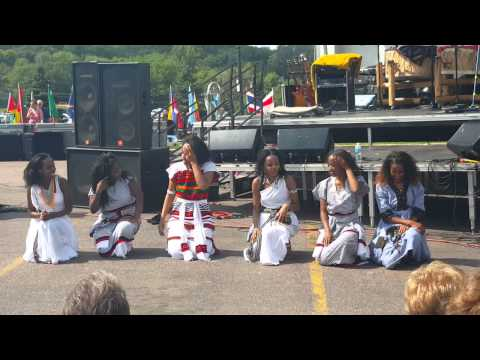 South Dakota Oromo Culture Performance