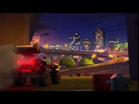 Le Maître des briques Trailer - LEGO City