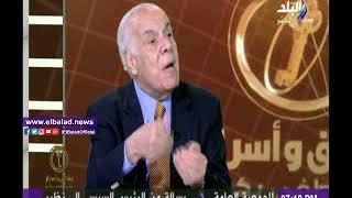 محمد الخولي: مصر لها تاريخ يدعو للتفاؤل على مر العصور.. فيديو