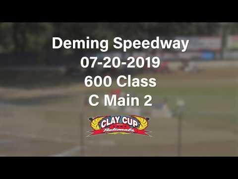 600 C Main 2| 07-20-19 | Deming Speedway