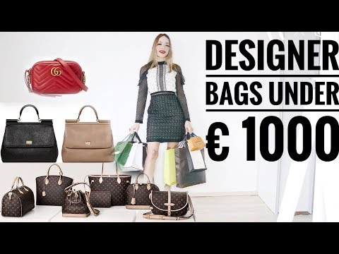 ЛУЧШИЕ СУМКИ до 1000 евро, в которые стоит вложиться