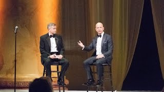 Jeff Bezos on the importance of expanding into the solar system
