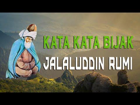 Kata Kata Bijak Jalaluddin Rummi Youtube
