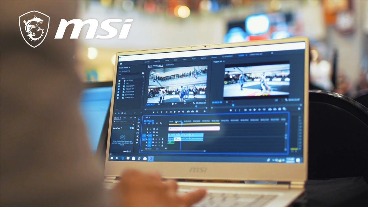 Creator Laptop – P65, Create your moment   MSI