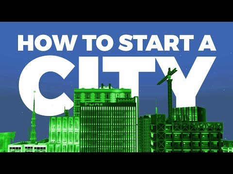 10 Tips For Starting A Minecraft City