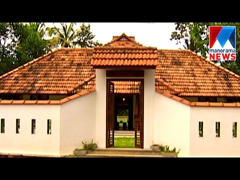 Kerala traditional and modern style home veedu for Manorama veedu photos