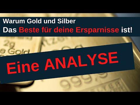 Die GROSSE ABRECHNUNG 2020- Warum Gold Und Silber Die Beste Anlageform 2020/2021 Sind - Eine ANALYSE