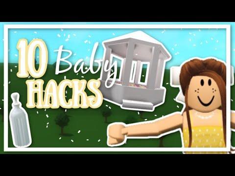 10 Baby Hacks...once again�� || Pt. 3 || Bloxburg