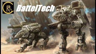 Вселенная BattleTech вернулась - сражение Боевых роботов из серии MechWarrior # 1