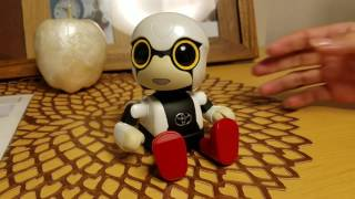 Toyota Kirobo Mini #Robot Companion at #CEATEC2016