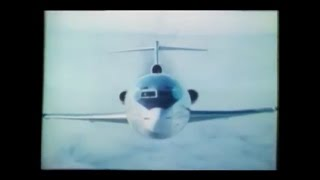 1968 American Airlines Commercial