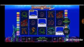FREESPINS DOLPHIN PEARL ONLINE CASINO UK