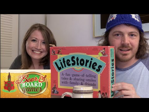 Drunk Life Stories - Beer And Board Games