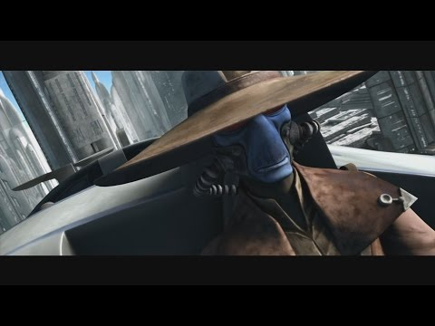 Star Wars: The Clone Wars - Cad Bane Take Senators As Hostages [1080p]