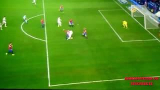 Osasuna 1 vs Real Madrid 3 Gol de Isco