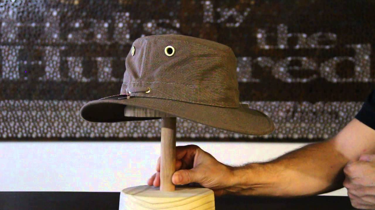 Tilley Endurables Hemp TH5 Hat - Hats By The Hundred Review - YouTube defcb61e796