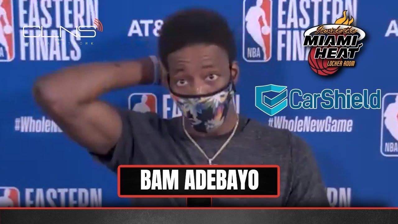 Bam Adebayo takes blame for Heat's Game 5 loss to Celtics: 'I ...
