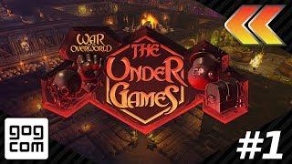 8Bit streams War For The Overworld - The Under Games - #01 | BTTG