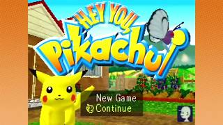 Best Of Game Grumps: Hey You Pikachu!