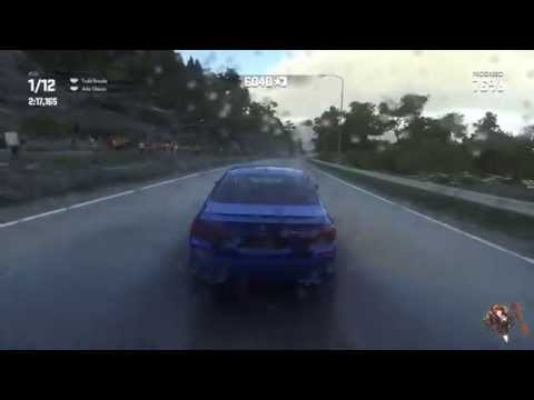 Driveclub - new circuit japan gameplay (PS4)