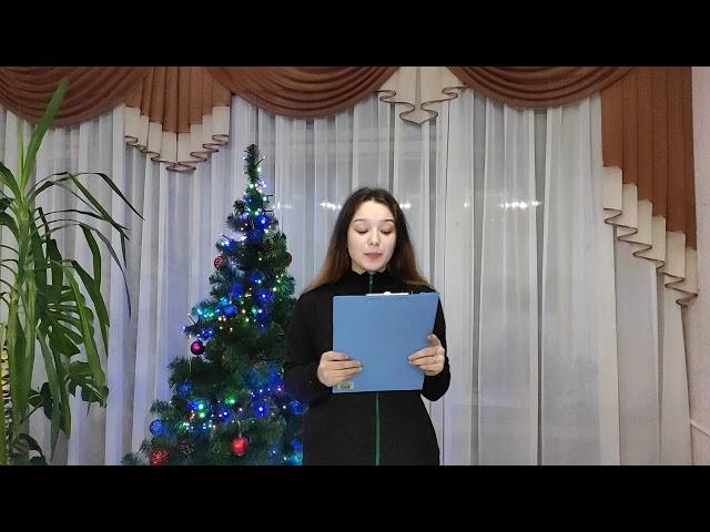 Виктория Ремезова читает произведение «Родине» (Бунин Иван Алексеевич)